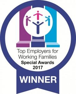 Working Family Winner