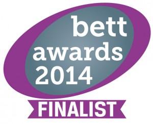 Bett 2014 Finalist logo