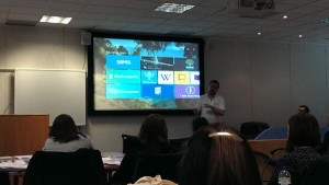 Windows 8 for schools training