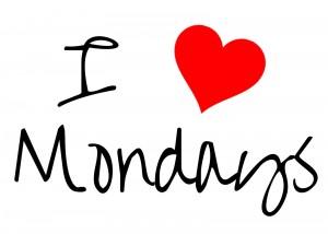 I heart Mondays