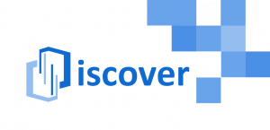 Final Discover logo (white background)
