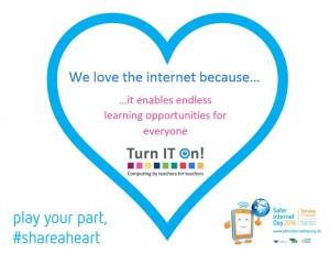 TIO Share a heart